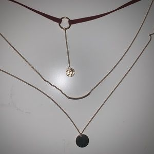 Three layer necklace (*ADD ON)